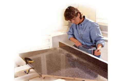 Preformed Countertops by How To Install A Preformed Laminate Countertop