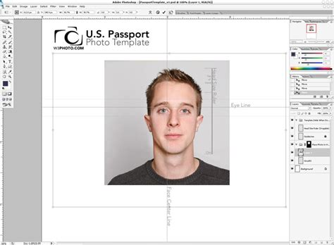us passport template psd photoshop passport photo template v1 1 nicmyers