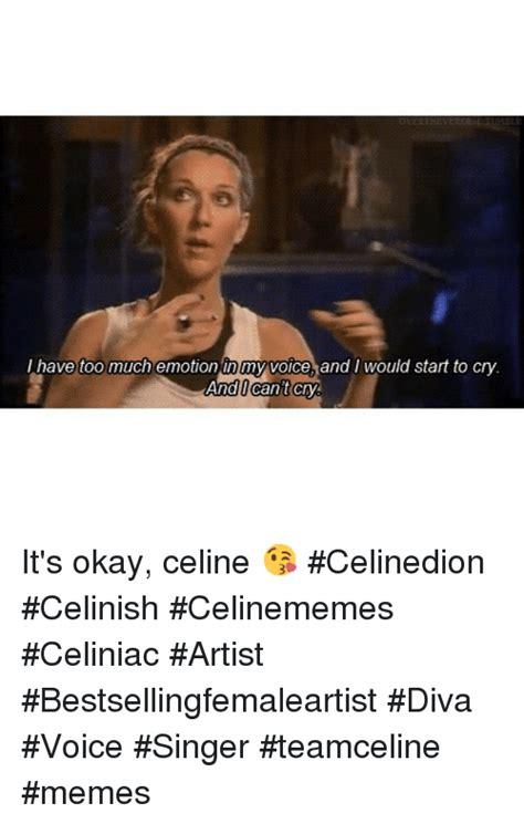 Celine Dion Meme - 25 funny celine dion memes of 2016 on sizzle