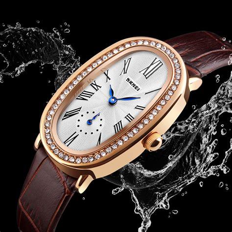 Jam Tangan Wanita Bum Equipment skmei jam tangan analog wanita 1292 gold jakartanotebook