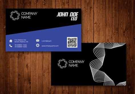 creative card spiral creative business card free vector