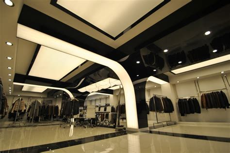 Retail Ceiling Design by Retail Store Ceilings