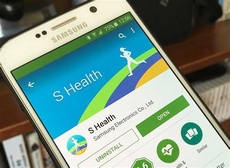 Samsung Health App Samsung Brings S Health App To Play