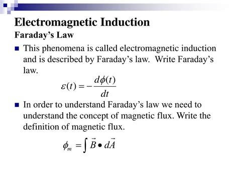 define magnetization by induction ppt electromagnetic induction powerpoint presentation id 298275