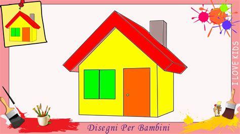disegni casa disegni di casa come disegnare una casa facile passo per