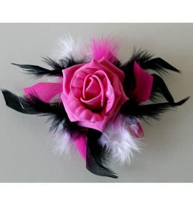Verre Pour Table 2862 by D 233 Coration Verre 224 Pied Blanc Fuchsia Noir Roses Plumes