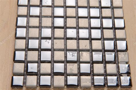 bano de mosaico de textura  el suelo de la cocina los
