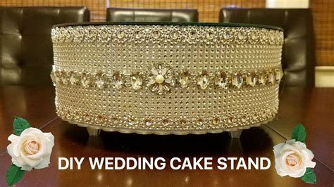 Wedding Cakes Stands by Diy Wedding Cake Stand