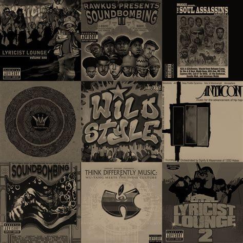 top  hip hop compilation albums hip hop golden age hip