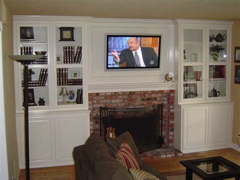 Transform Your Wall With A Built In TV Wall Unit