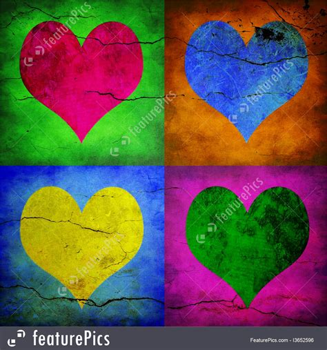 what do the different color hearts what do different color hearts 28 images color stock