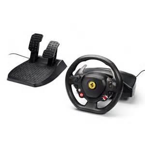 Thrustmaster 458 Racing Wheel Xbox 360 Thrustmaster 458 Italia Racing Wheel For Pc Xbox