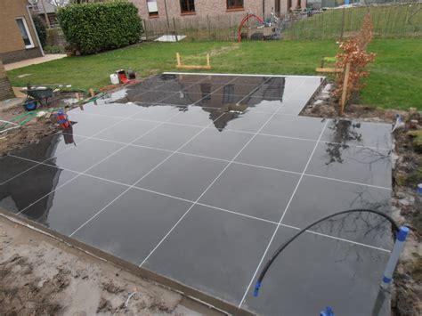 Wat Is Polieren Van Beton by Jopo Beton Moen West Vlaanderen Betonwerken Betonvloeren