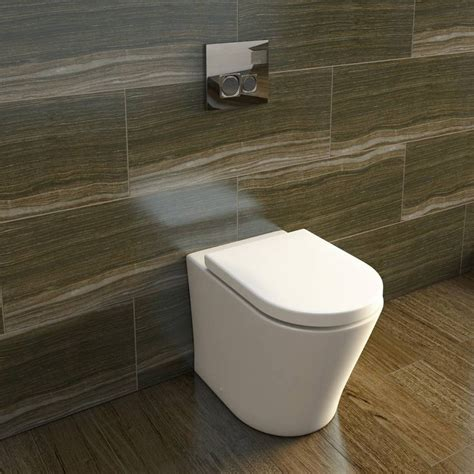 Plumb Back To Wall Toilet by Sale 109 Quid Including Seat Arc Back To Wall Toilet