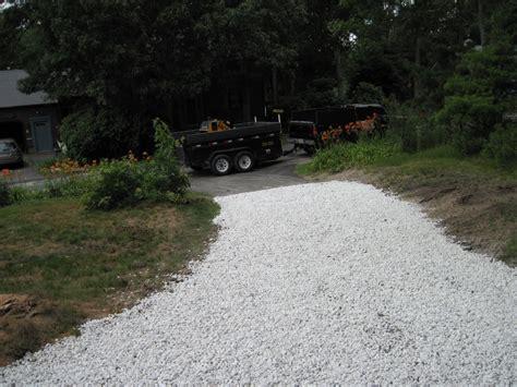 White Rock Driveway Trowbridge Property Servies New Driveway Installed