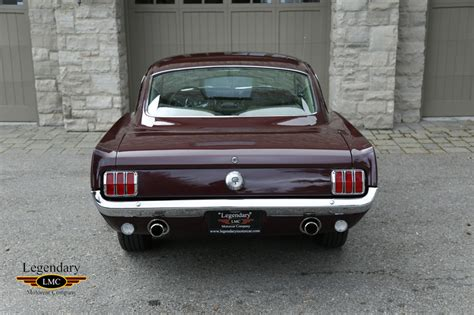 1966 ford mustang fastback for sale usa