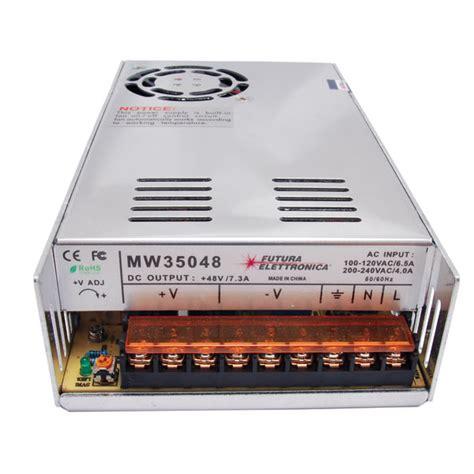alimentatore 48 volt alimentatore switching 350w 48v