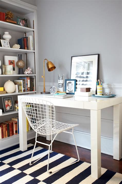 chic home office desk office space 15 chic home offices