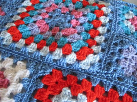 crochet granny square shortbread bright crochet squares