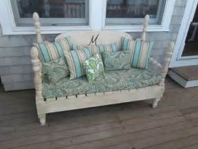 Bench Made From Headboard And Footboard by Bench Made From Headboard And Footboard Bed Bench2