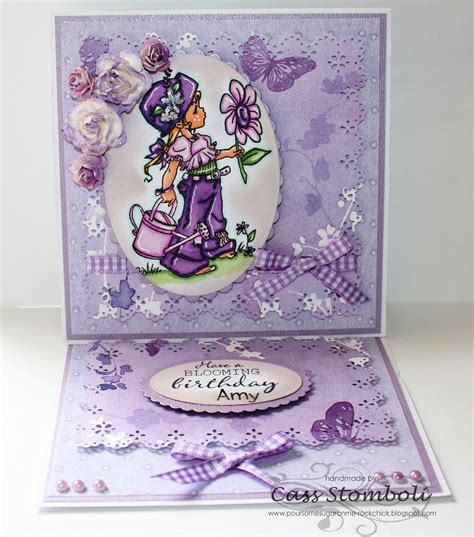Handmade Cards Blogs - pour some sugar on me a of cards to