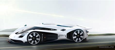 concept porsche porsche 906 917 concept is one designer s stunning vision