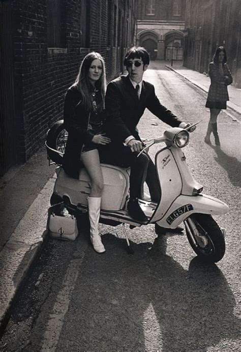Get Mod Chic To Rival The 60s Pin Ups by Mod Revival A Mod Hush Puppies And