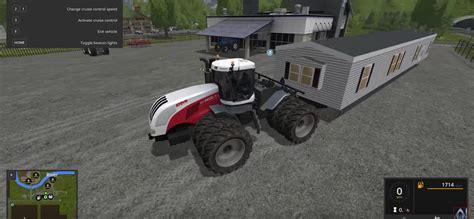 mobile home v1 0 ls 17 farming simulator 2017 mod fs 17 mod