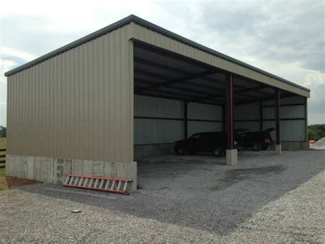 Steel Shed Roof by Wrightbuilding Metal Buildings System Sales