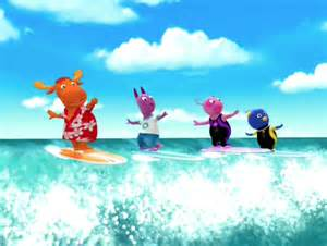 Backyardigans Surf S Up Surf S Up Song The Backyardigans Wiki Fandom Powered