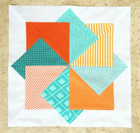 quilt pattern card trick craft sew create super card trick free block pattern