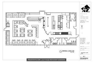 Restaurant Floorplan E S Modern Japanese Fast Food Restaurant Projects