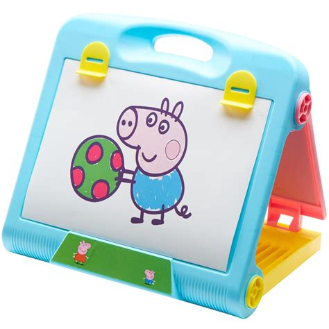 Peppa Pig Table by Peppa Pig Table Top Easel Craft Design B M