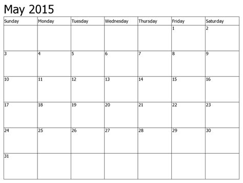 best photos of blank june 2015 calendar printable printable