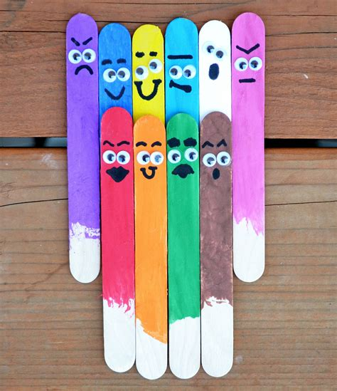 craft with popsicle sticks popsicle stick crafts which so to make