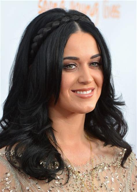 medium length hair for black tie braided hairstyles for long hair katy perry haircut