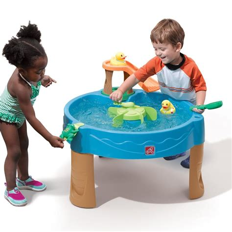 Toddler Backyard Toys by Step2 Water Activity Table Toddler Outdoor Toys