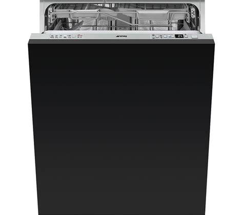 Dishwasher Integrated Reviews Smeg Di613p Size Integrated Dishwasher Review