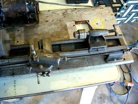 Small Home Lathe Small Metal Lathe Craftsman Style Home Shop Tool Mini
