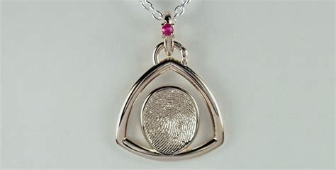 how to make fingerprint jewelry impressions 174 fingerprint jewelry is made from the