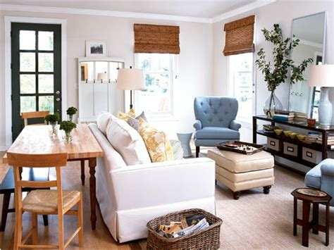 Small Living And Dining Room Ideas by Small House Solutions The Inspired Room