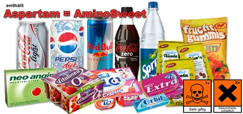 deceiving consumers artificial aspartame  natural aminosweet