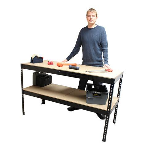 heavy work bench heavy duty metal workbench for garage workshop shed work