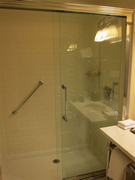 Shower Jfk by Review Sheraton New York Jfk Airport One Mile At A Time
