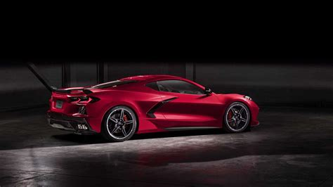 2020 Chevrolet Corvette by 2020 Chevrolet Corvette Stingray Reveal Chevrolet