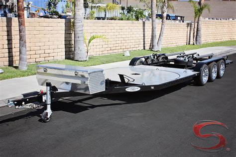boat and utility trailer custom pwc utility trailer combo shadow trailers