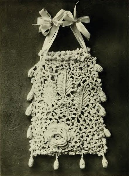 pattern crochet reticule 175 best images about crochet irish crochet on pinterest