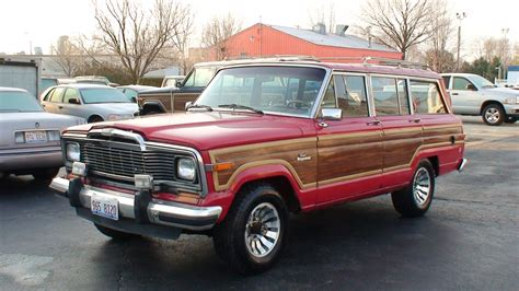 1984 Jeep Grand Wagoneer Specs Jeep Grand Wagoneer Reviews Autos Post