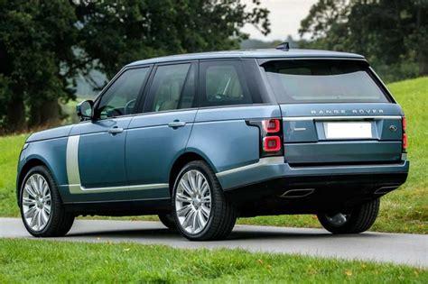 Land Rover Range Rover Vogue 2019 by 2019 Range Rover Vogue Changes Design Price 2019 2020