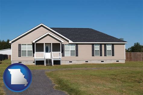 manufactured modular mobile home dealers in missouri